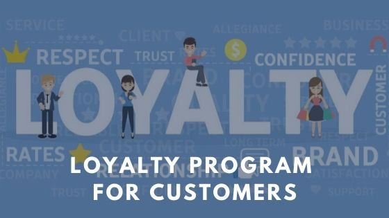 loyalty program for customers