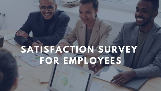 satisfaction survey for employees